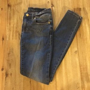 Micheal Kors Skinny Jeans size 00